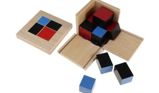 Comprar cubo binomio Montessori