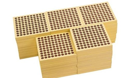 45 centenas cuadradas de madera
