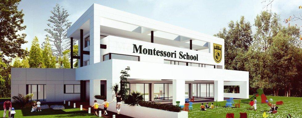 Colegio Montessori School British Education - Madrid