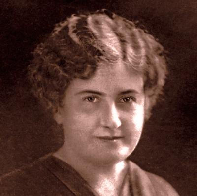 Doctora María Montessori