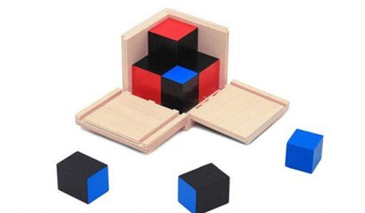 Cubo binomio álgebra