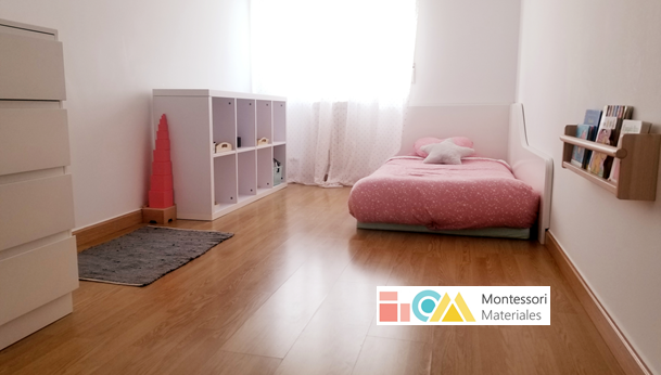 Habitación Montessori - Método Montessori