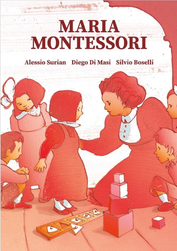 María Montessori - Alessio Surian - ebook