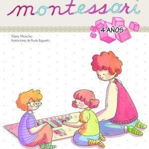 Vacaciones con Montessori - 4 años (Juega y aprende) - Klara Moncho